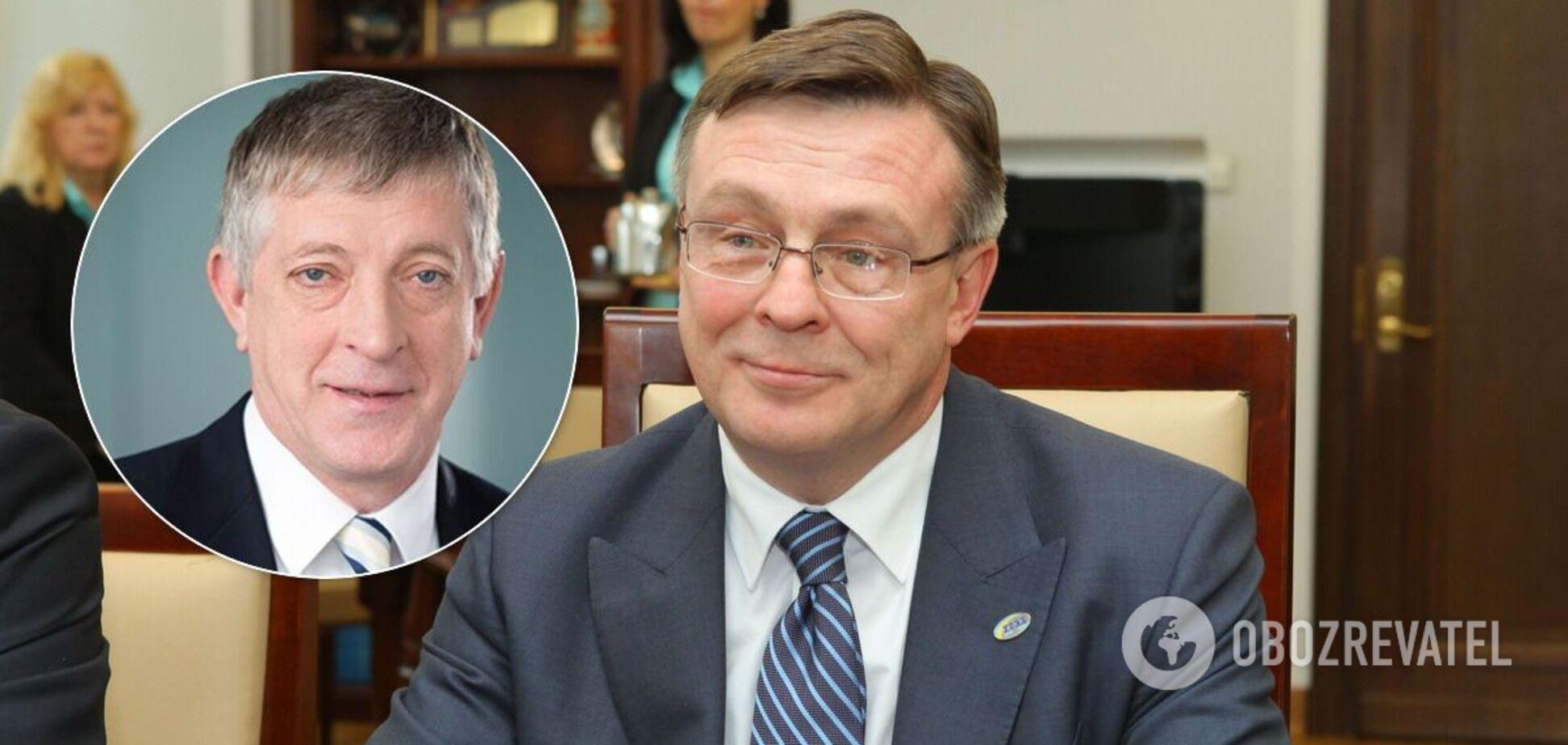 Леонид Кожара и Сергей Старицкий