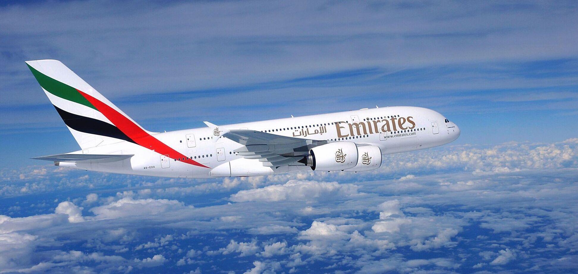 Emirates представили новий клас в літаках