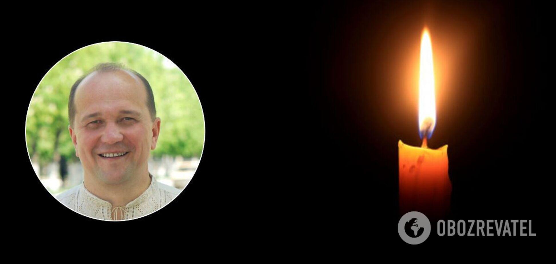 На Прикарпатье от коронавируса умер бывший мэр