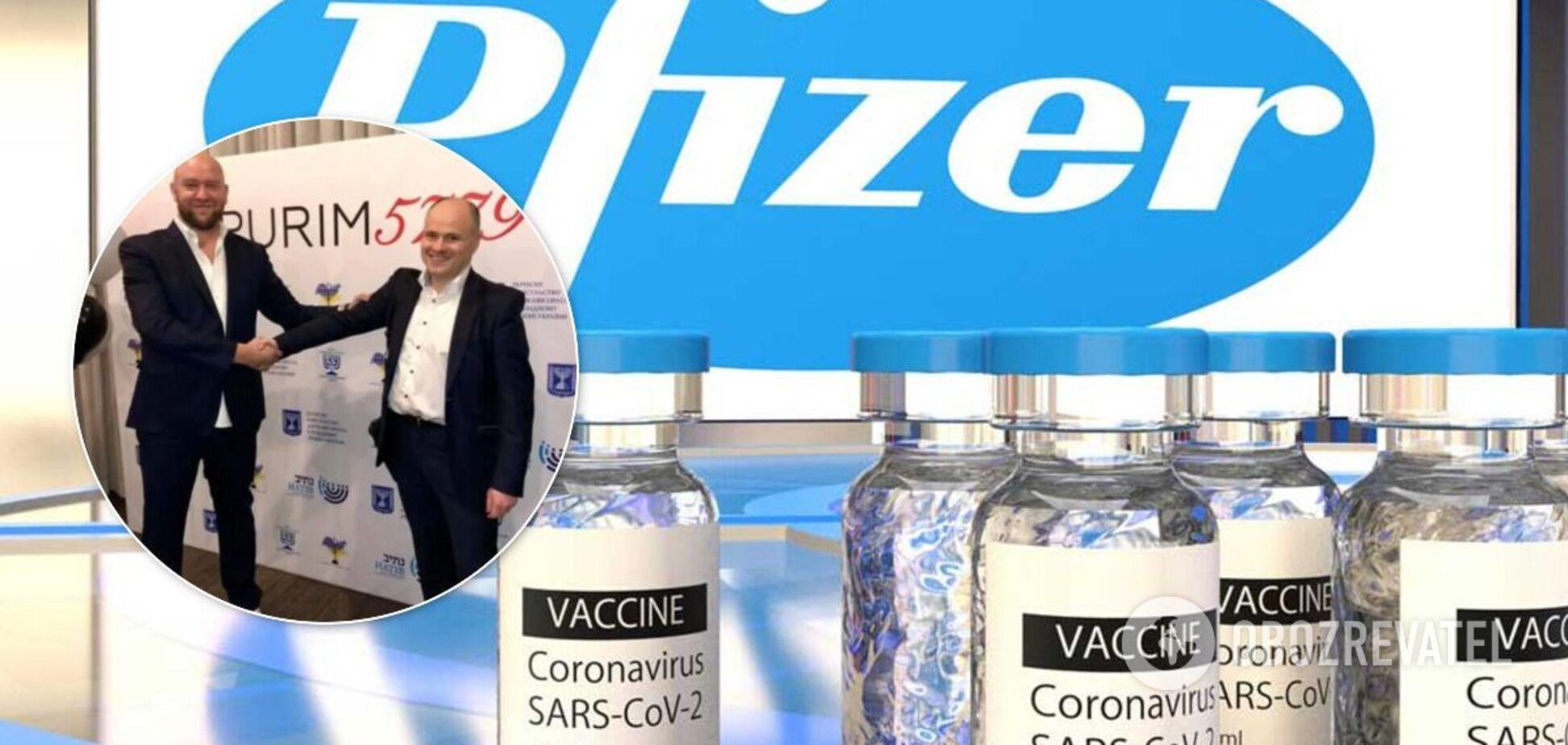 Утверждаю, что Голдман, при помощи Радуцкого, проводит вакцинацию украинским чиновникам и бизнесменам