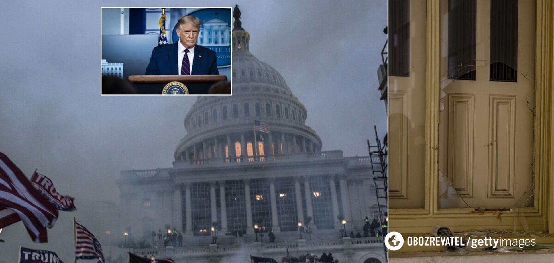 Появилась реакция мировых лидеров на беспорядки в Вашингтоне