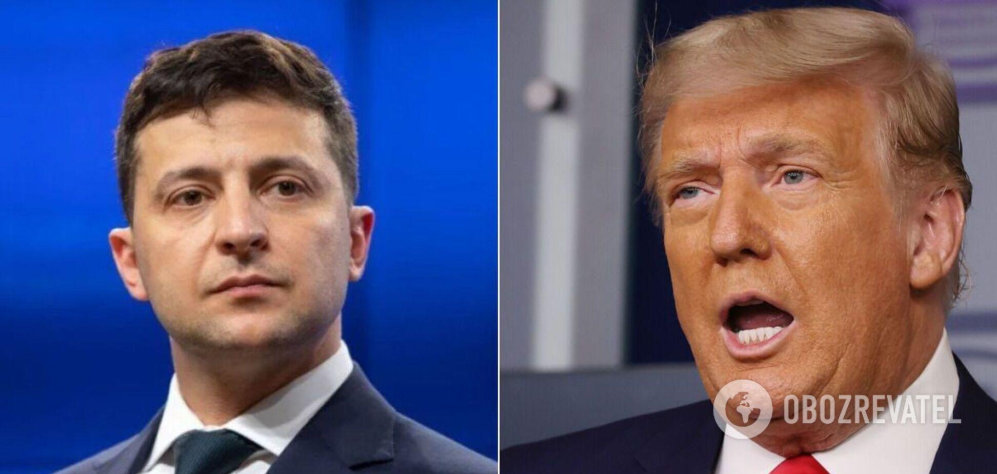 Зеленський відреагував на штурм Конгресу США прихильниками Трампа