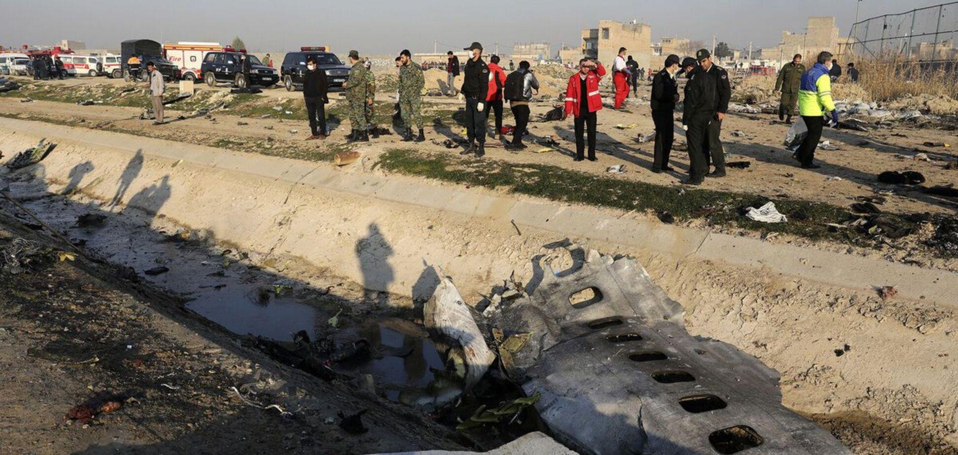 Иран передал Украине планшет по катастрофе МАУ: Венедиктова раскрыла детали