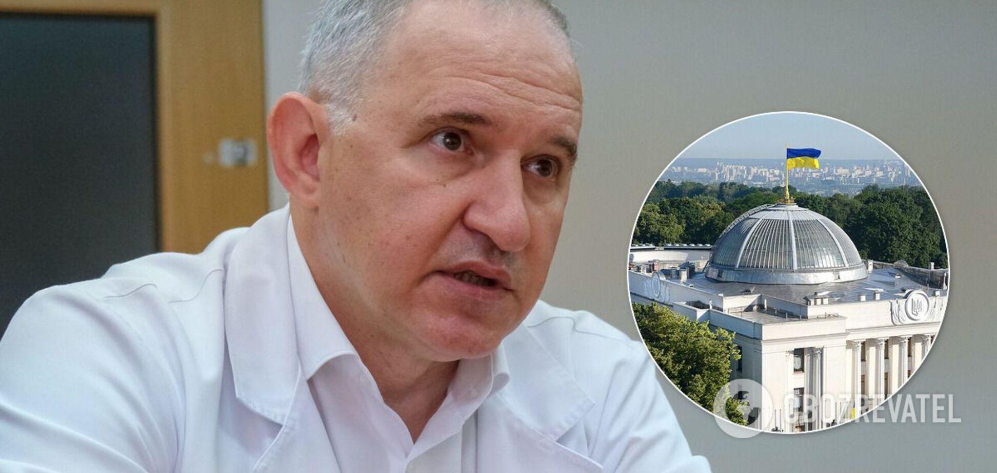Тодуров: власть видит в Украине плацдарм для наживы, они здесь не лечатся и не отдыхают