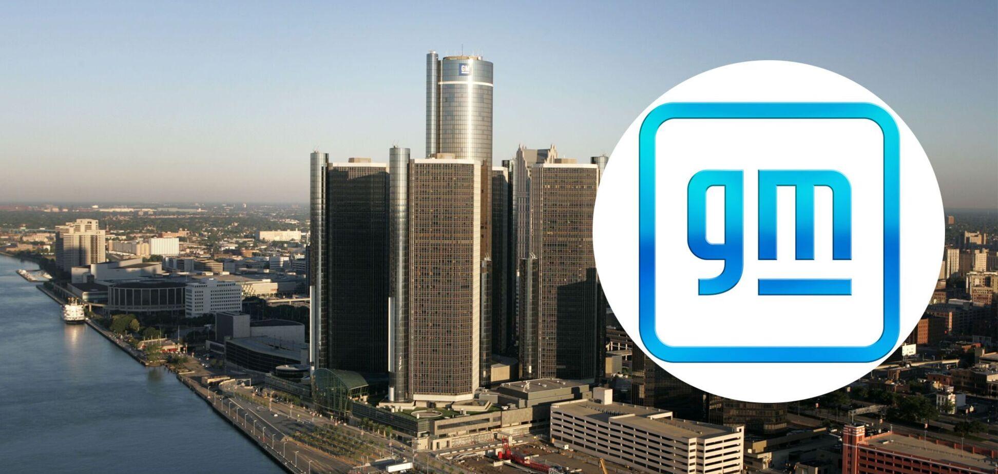 General Motors змінив свій логотип та анонсував стратегію розвитку
