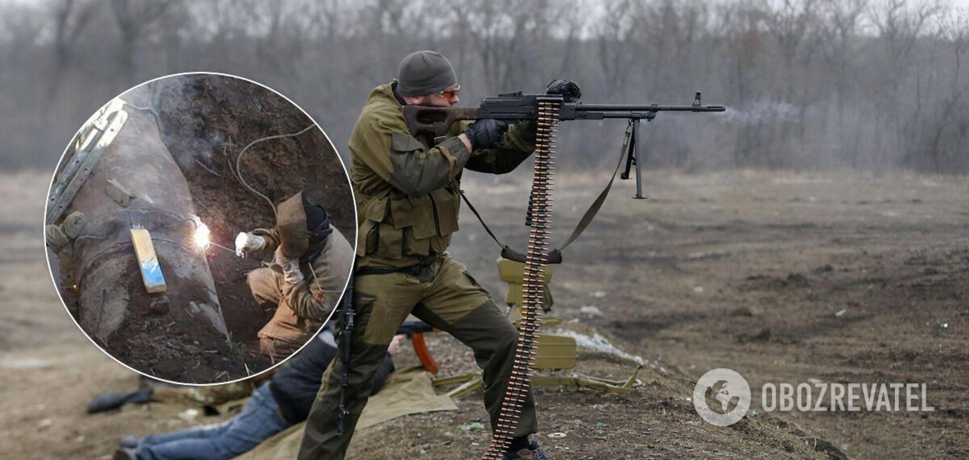 На Донбасі російські найманці відкрили вогонь з гранатомету по ремонтній бригаді
