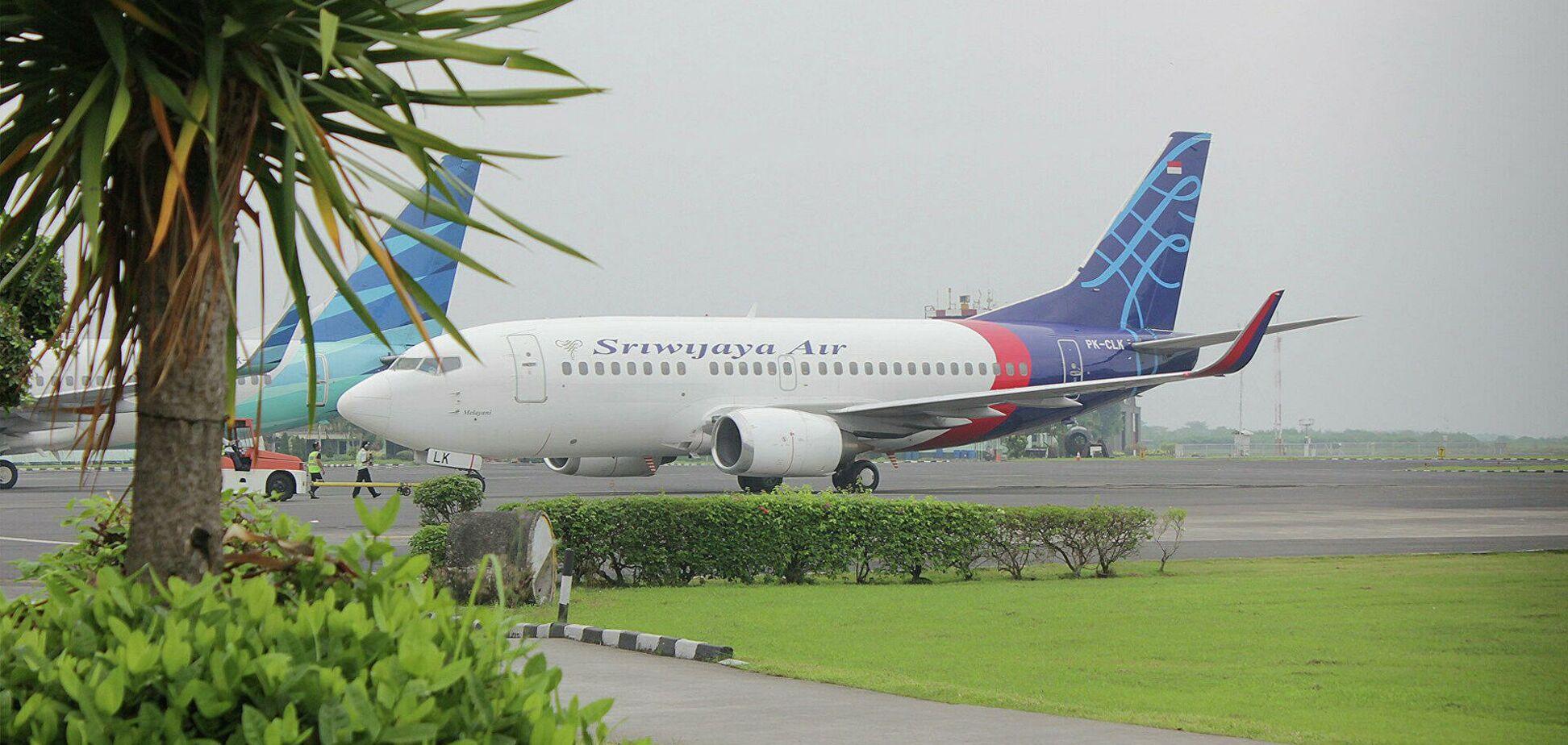 Boeing 737 потерпел крушение