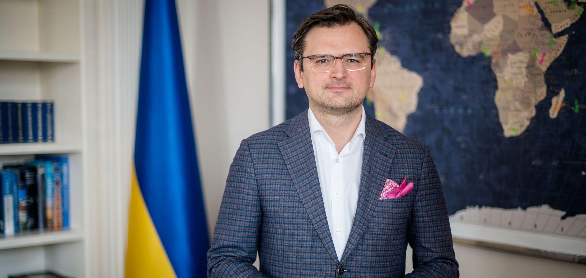 Дмитрий Кулеба рассказал о Крыме, Донбассе и переговорах с Россией