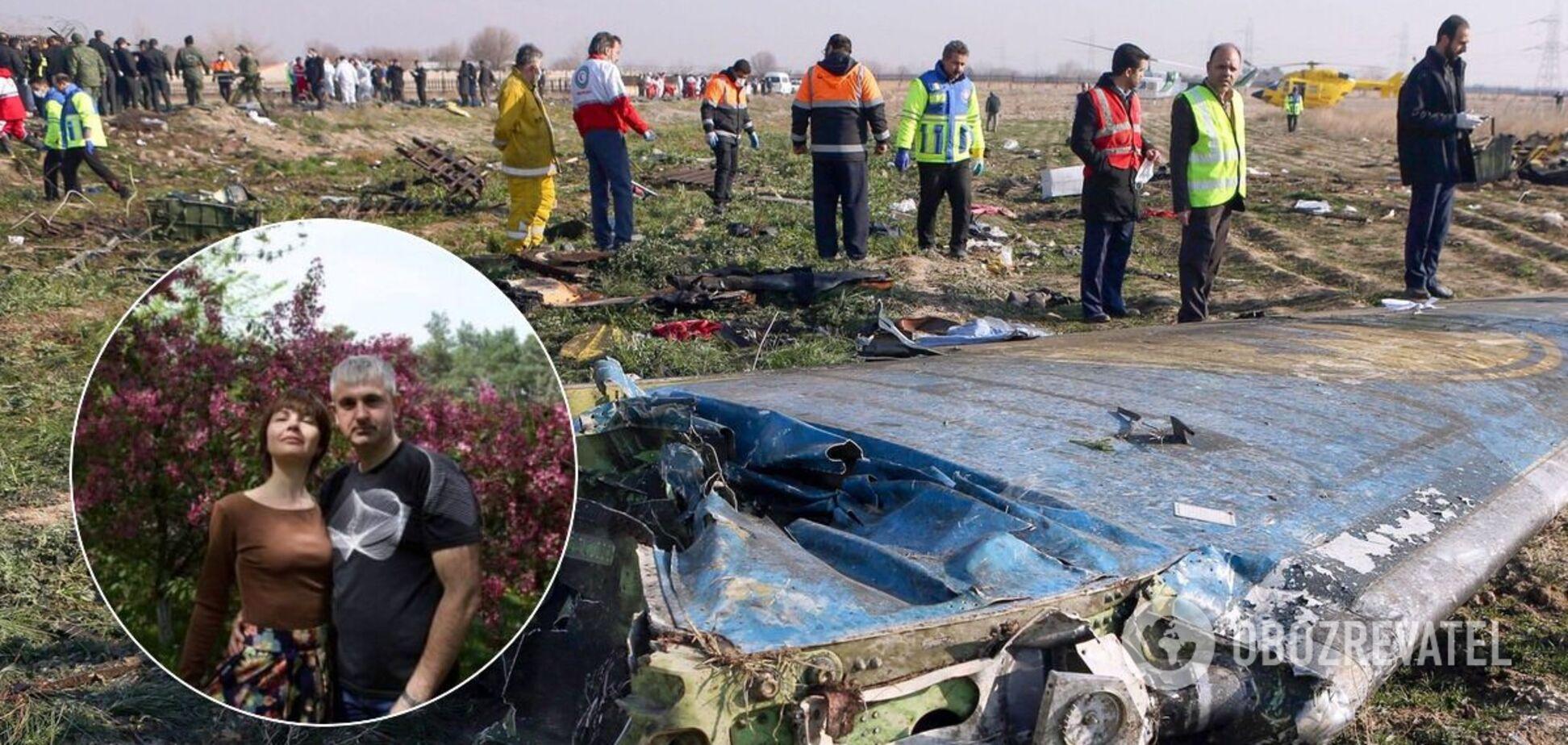 У Зеленського раптово скасували вручення зірок Героїв родинам екіпажу збитого літака МАУ, – вдова командира