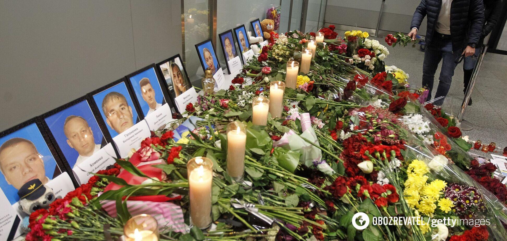 Самолет украинской авиакомпании МАУ был сбит 8 января 2020 года