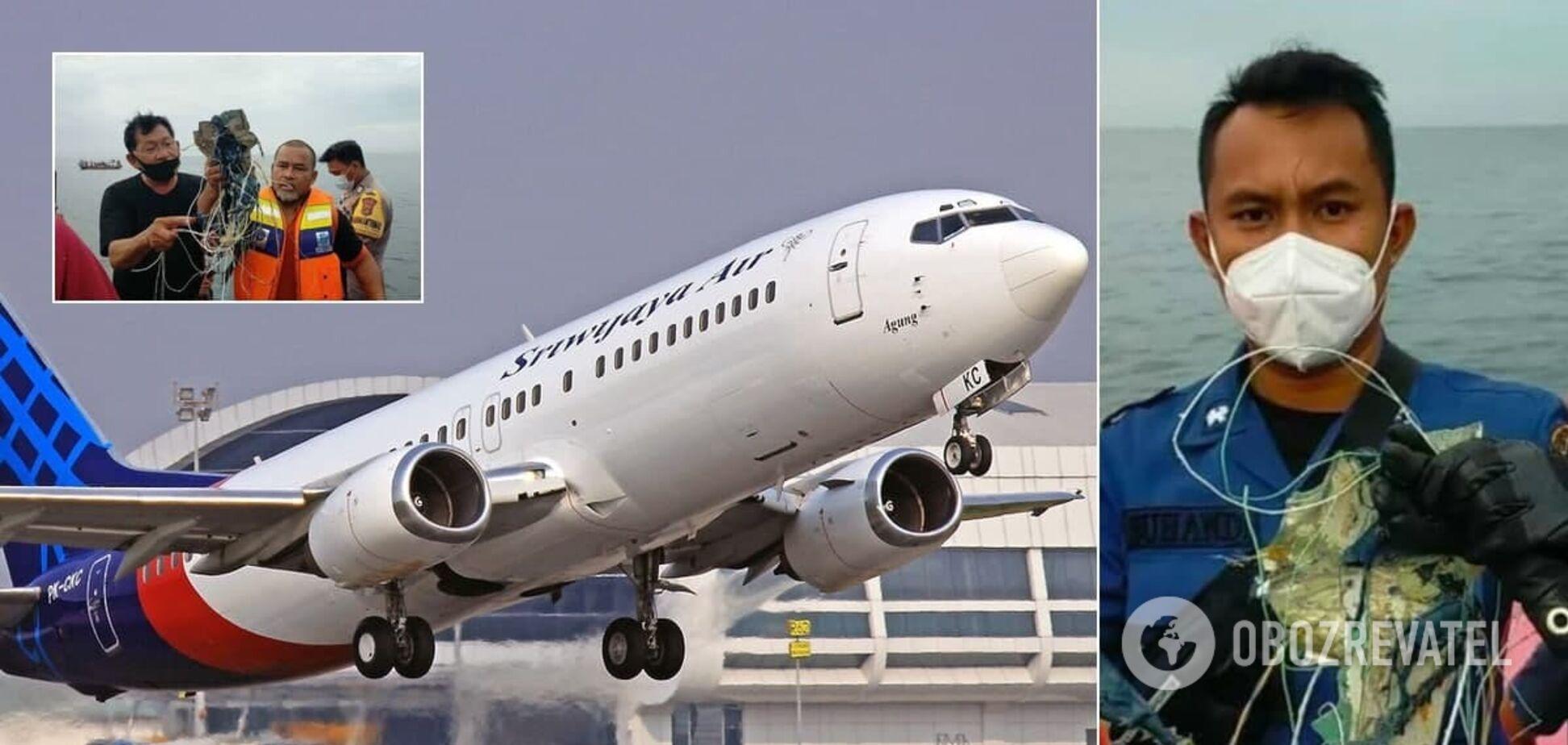 В Індонезії в море впав Boeing: усі подробиці трагедії. Фото і відео