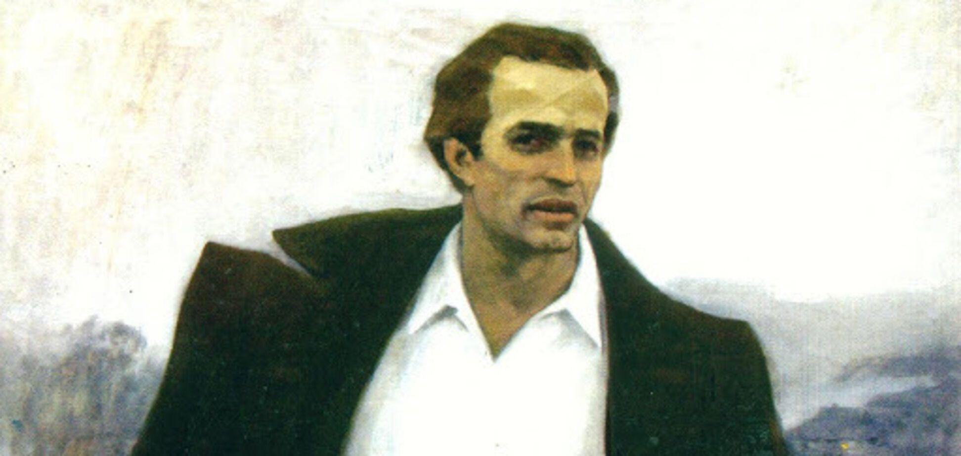 Український письменник Василь Симоненко народився 8 січня на Черкащині