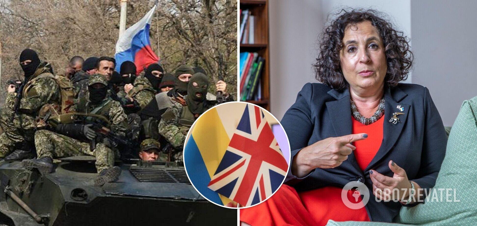 Посол Великобританії закликала Росію вивести війська з України: невинні життя під загрозою