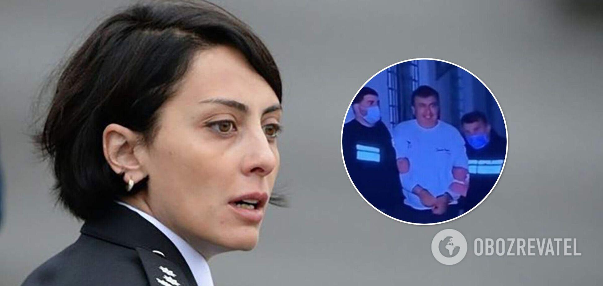 Саакашвілі приїхав до Грузії, щоб захистити голоси виборців, – Деканоїдзе