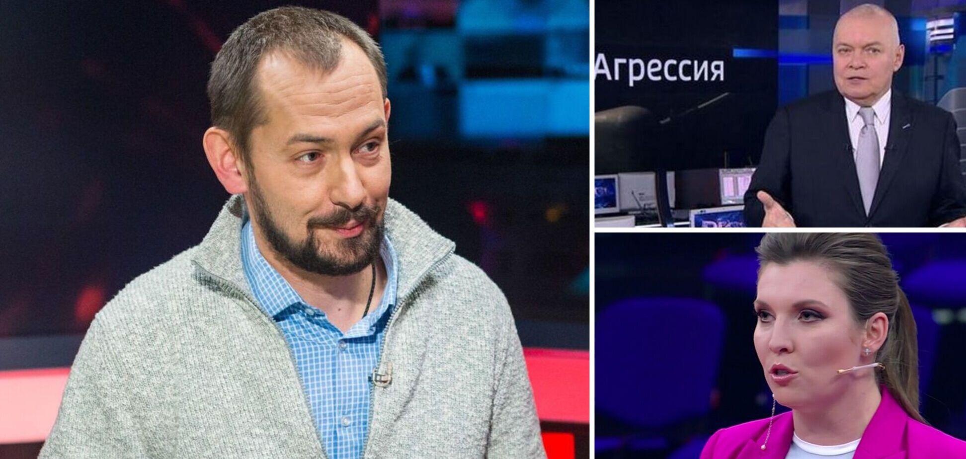 Российские СМИ всегда врут про Украину – журналист