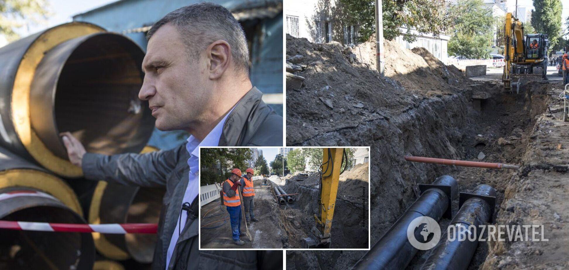 Кличко повідомив про готовність Києва до опалювального сезону