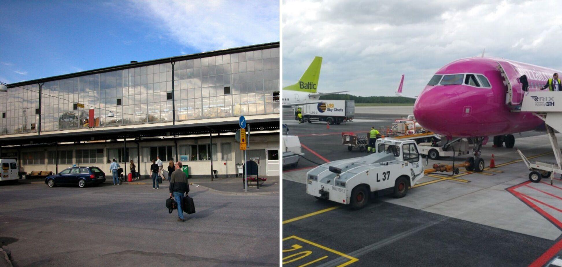 Wizz Air літатиме в Стокгольм з Києва