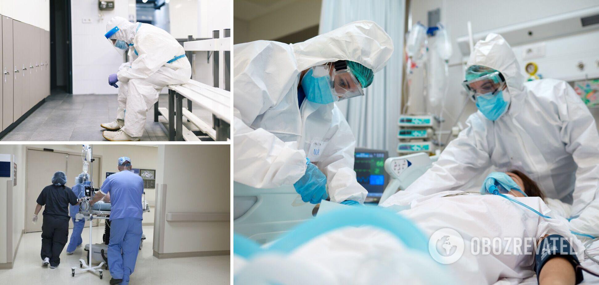 Вакцинация против коронавируса защищает от смерти