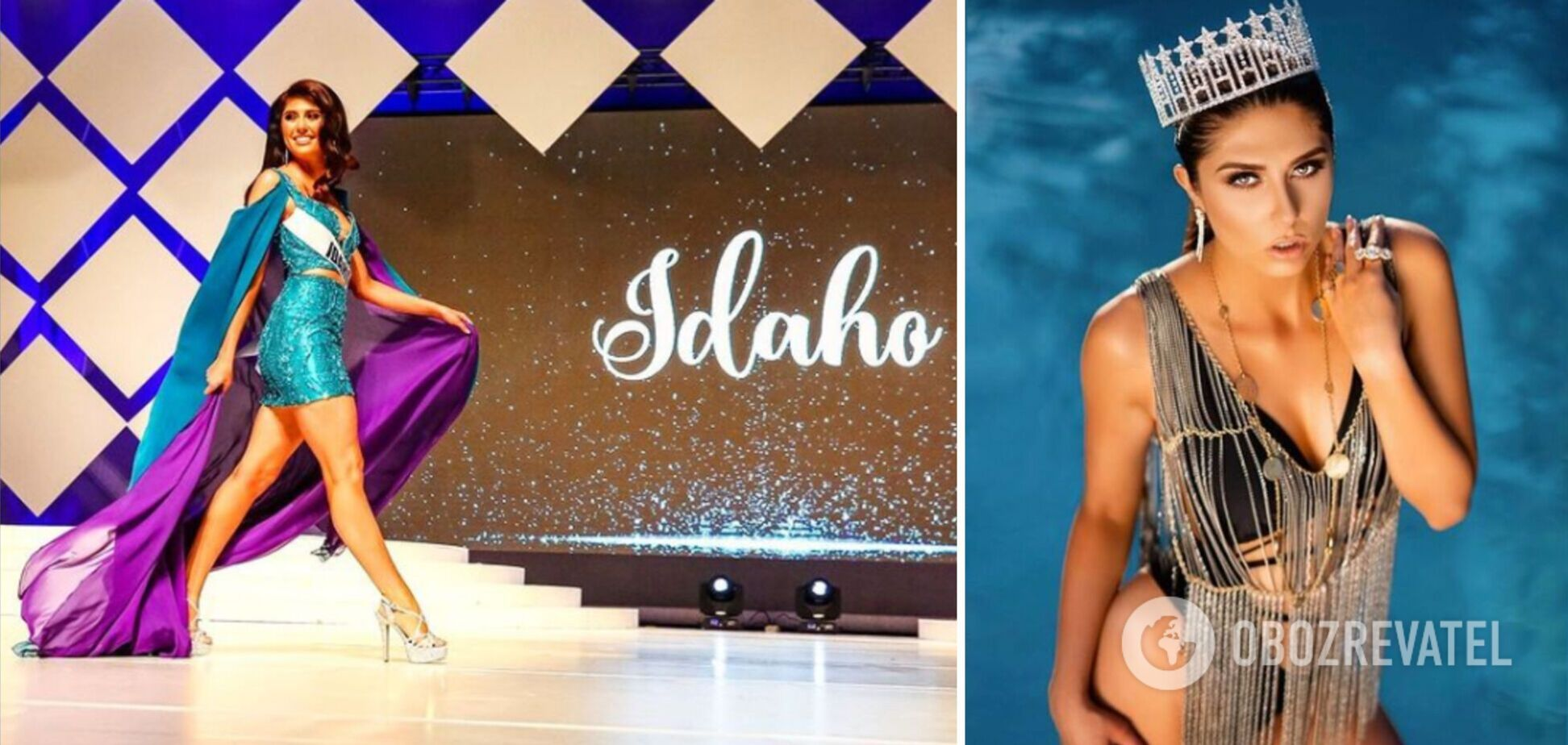 Учительница поборется за корону Мисс США 2021. Фото