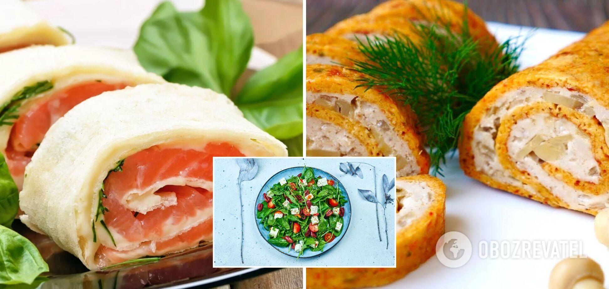 Що приготувати на святковий стіл: три небанальних страви