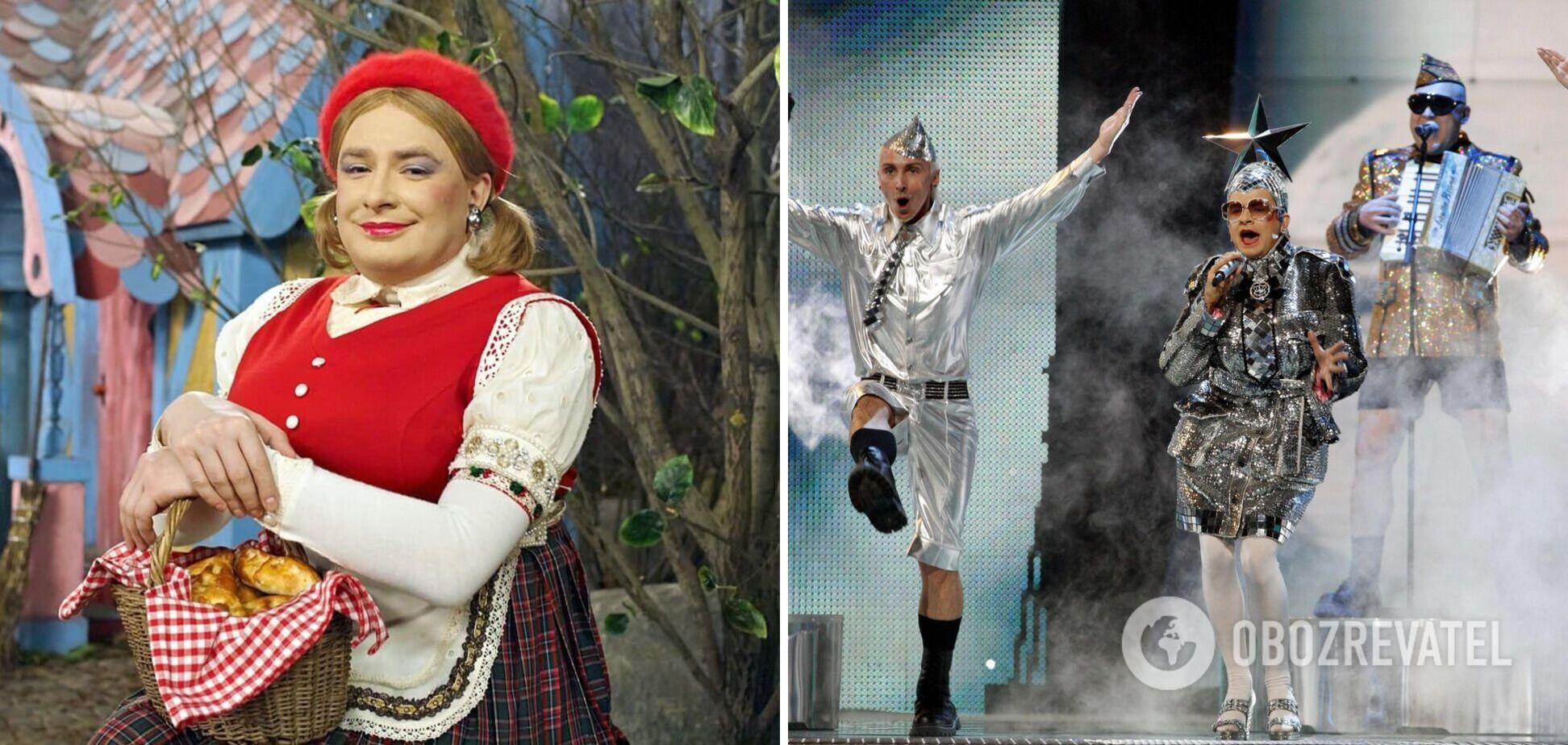 Андрію Данилку – 48: найяскравіші виступи Сердючки, які увійшли в історію. Відео
