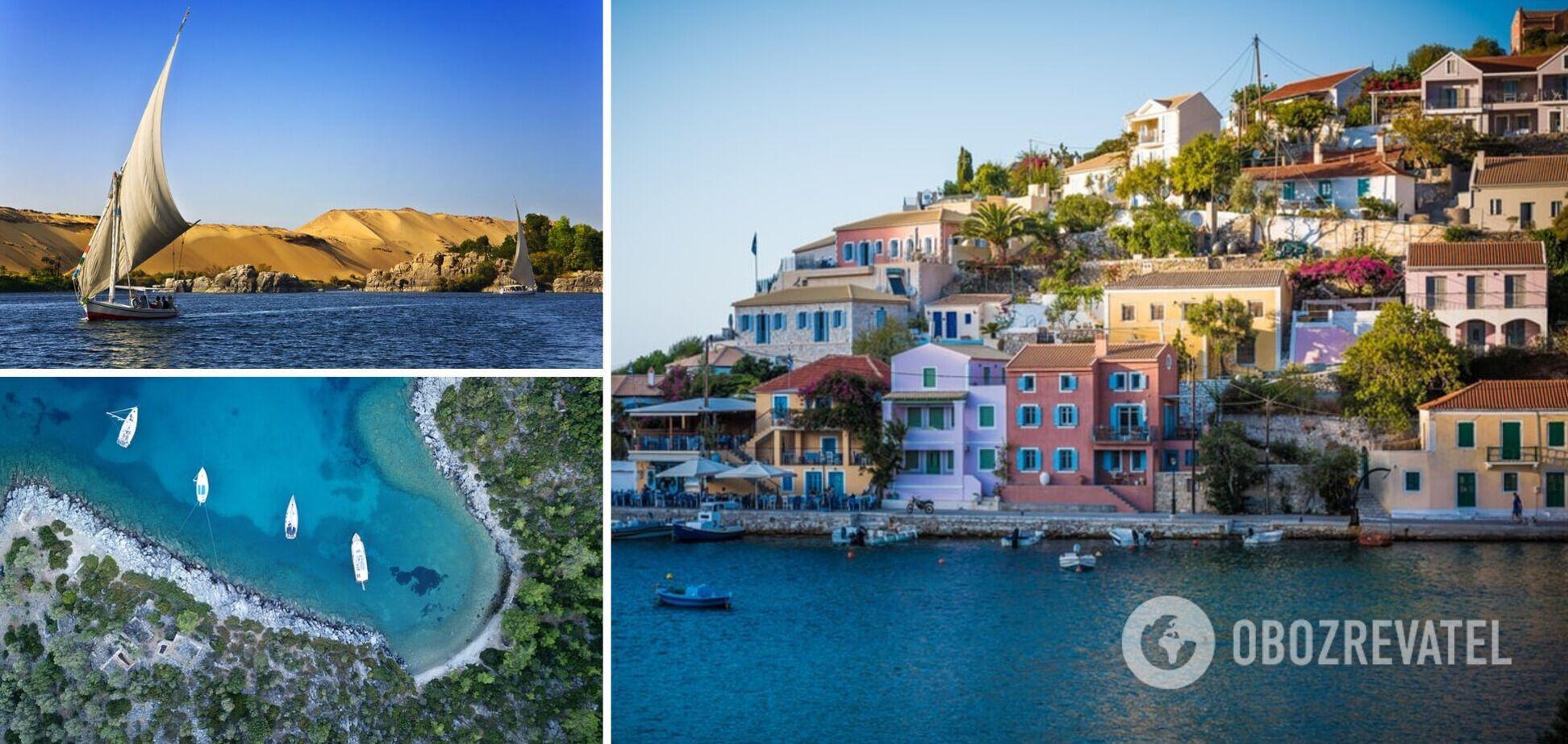 Топ-5 бюджетних закордонних морських курортів для осіннього відпочинку