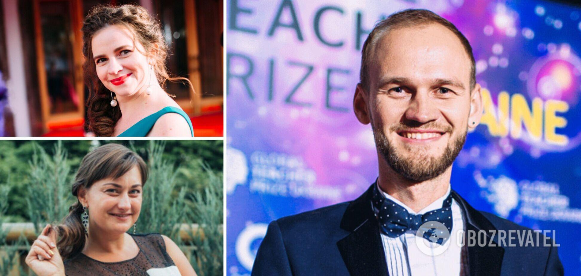 Найкращі українські викладачі перемагали на конкурсах