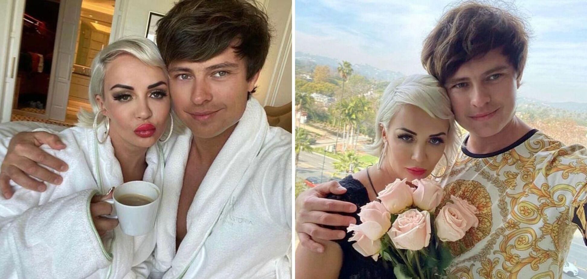 Прохора Шаляпіна не пустять на похорон дружини-мільйонерки, яка померла в США