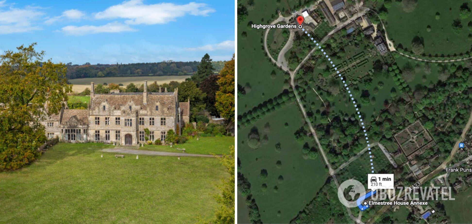 В Англии выставили на продажу замок 19 века по соседству с cыном Елизаветы II. Фото