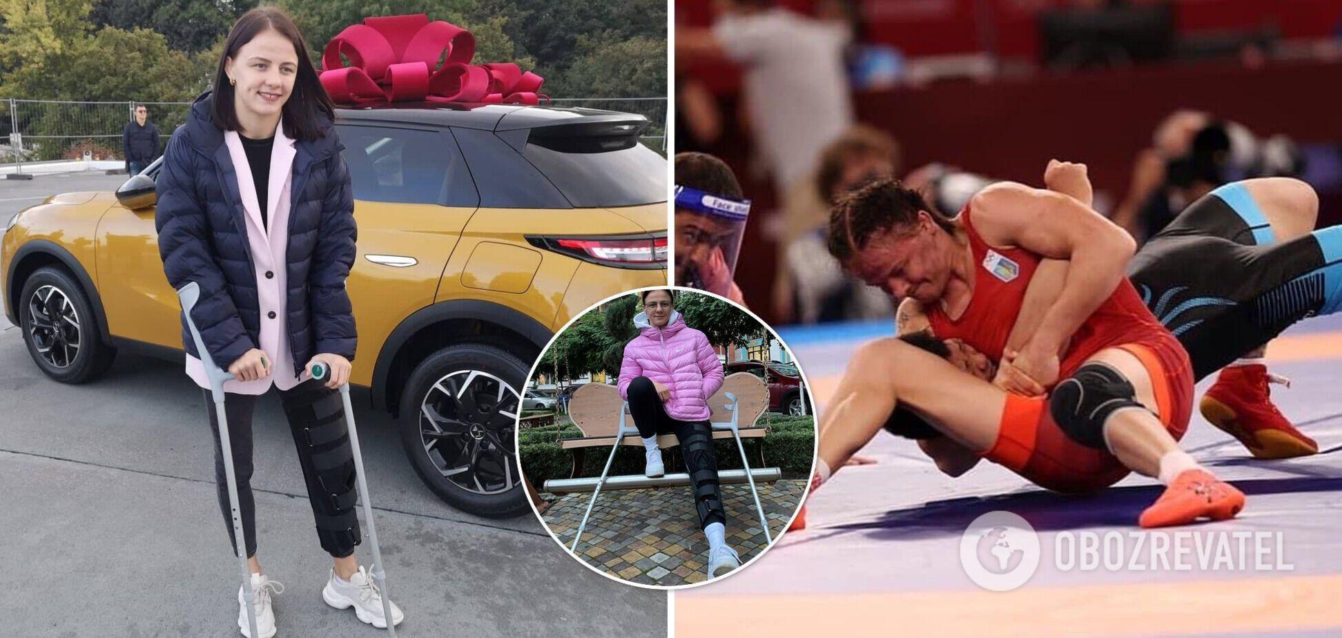Борьба, Коляденко, призер Олимпиады