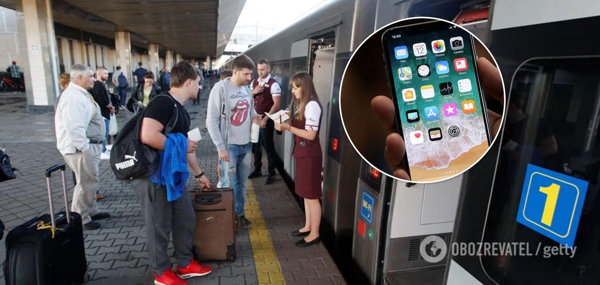 'Укрзалізниця' разрешила покупать билеты в Viber и Telegram: как это сделать