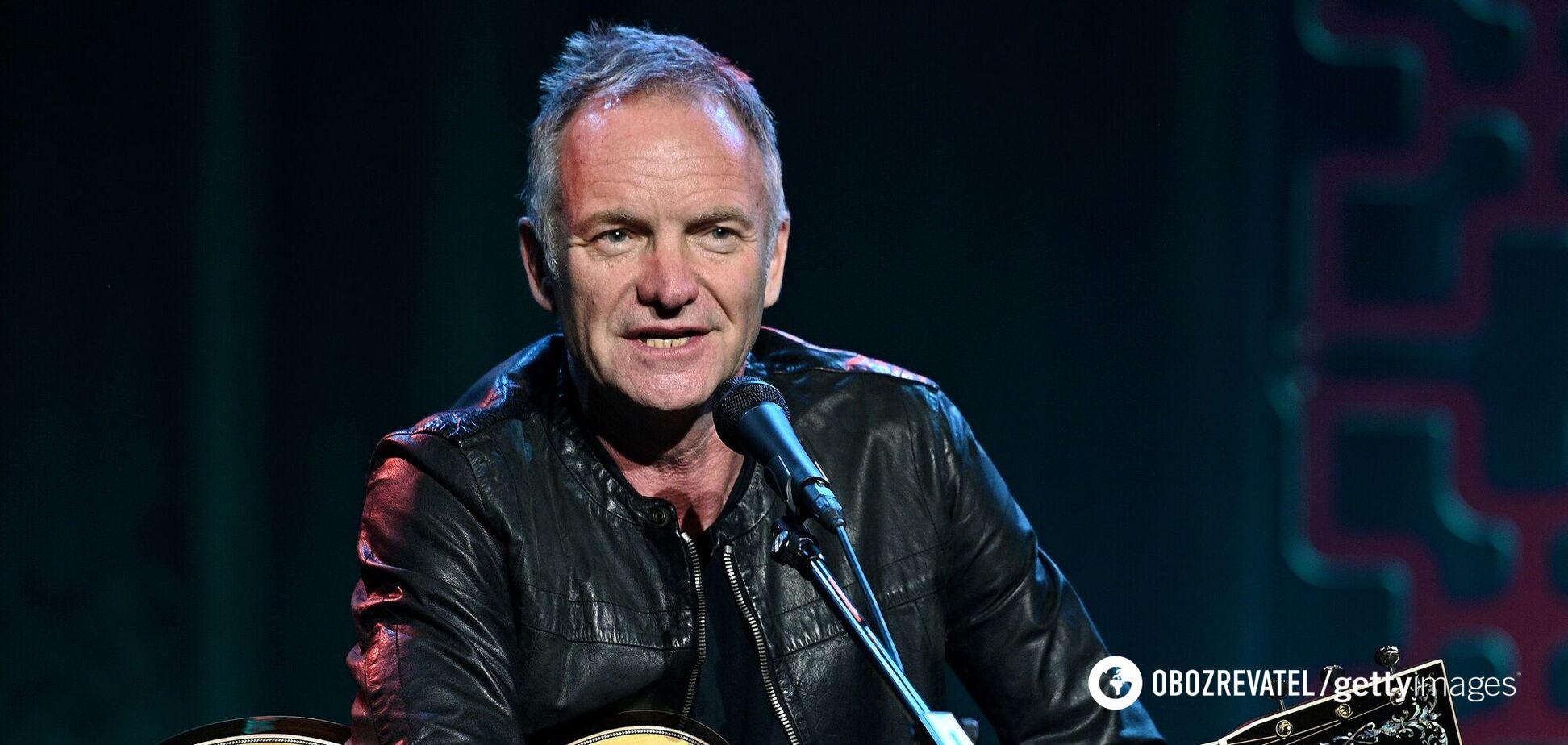 Любитель тантрического секса и актер: Sting празднует 70-летний юбилей