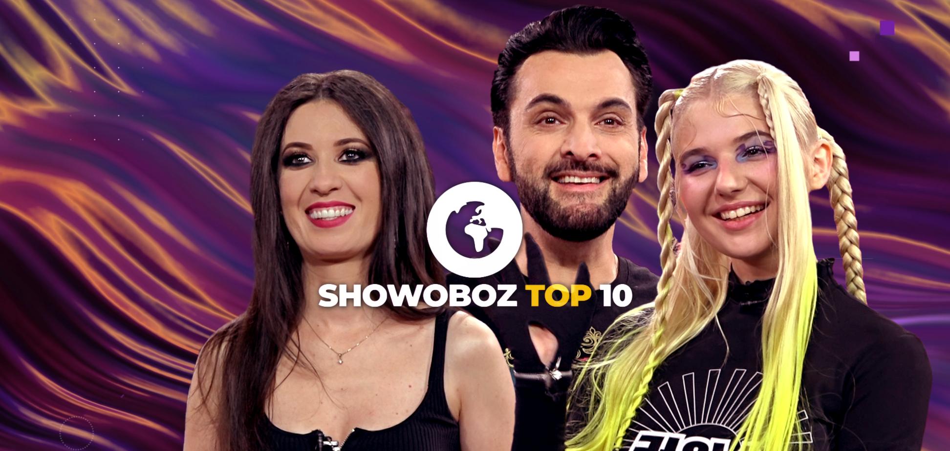MONOIR feat. ENELI vs ЮЛІЯ ДУМАНСЬКА, прем'єра кліпу та живий виступ ULIANA ROYCE у ShowOboz TOP-10