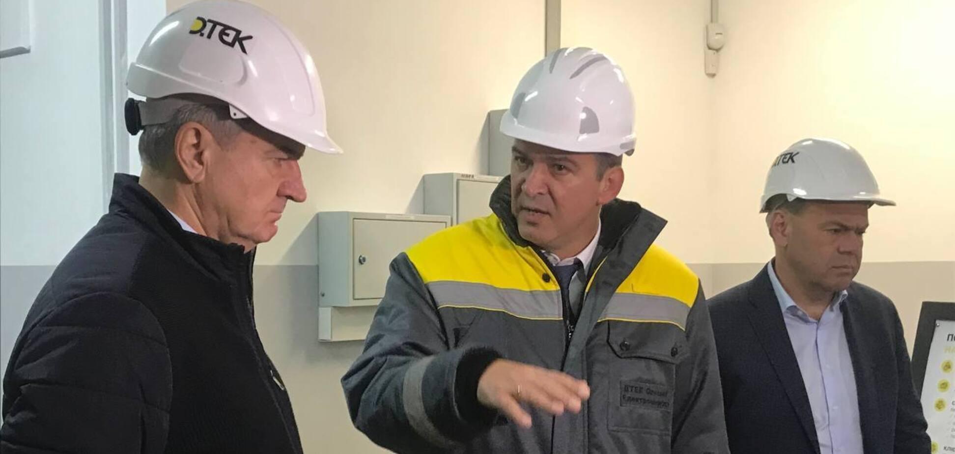 У 2021 році компанія ДТЕК реалізує 'Велике оновлення мереж' на Одещині