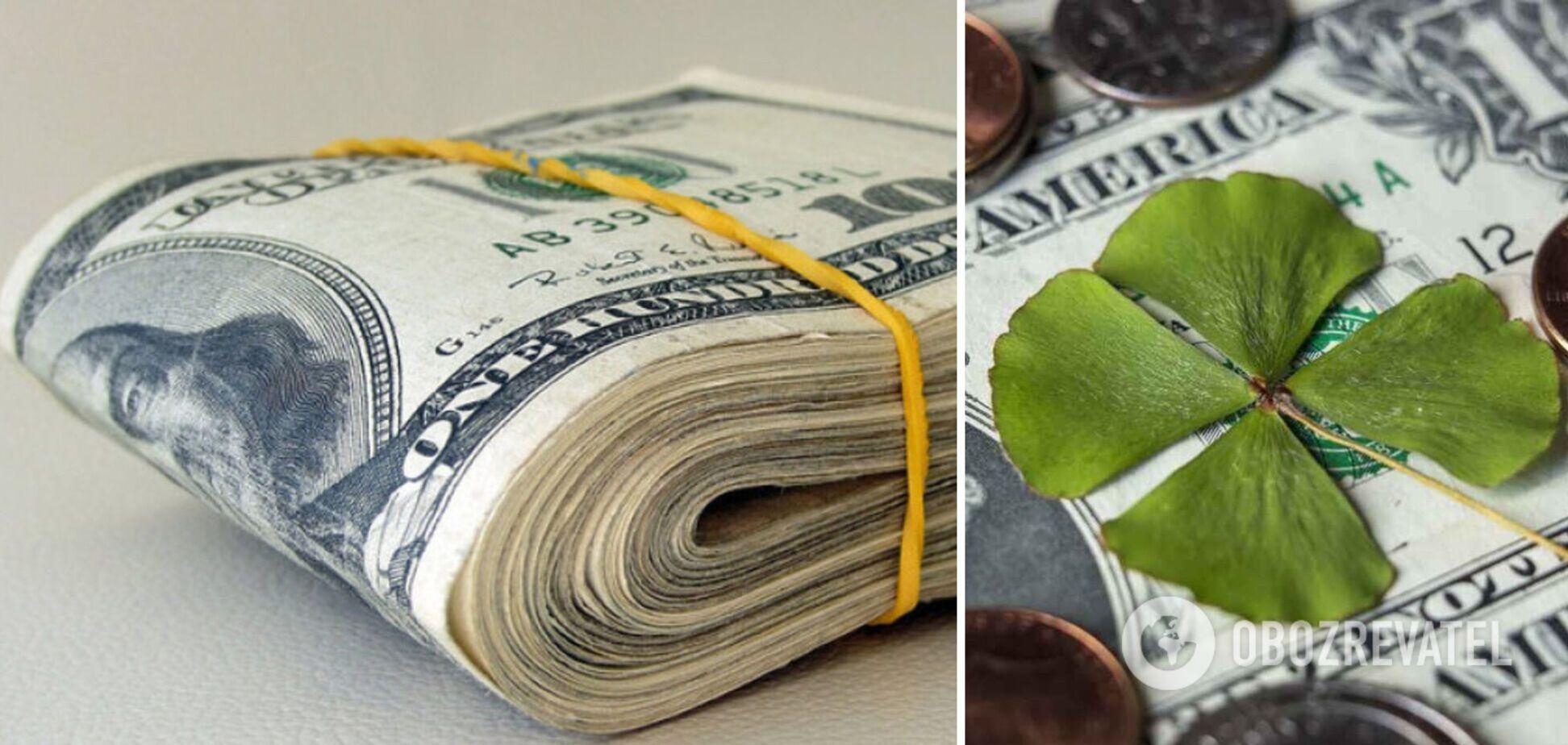 Три знаки зодіаку можуть легко розбагатіти: вони 'притягують' гроші