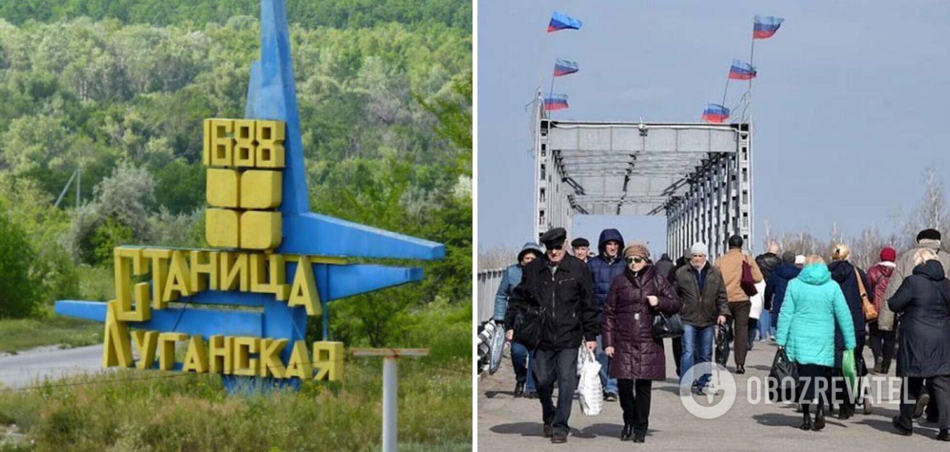Пенсионерам запретили выезжать из 'ЛНР': какие правила установили террористы