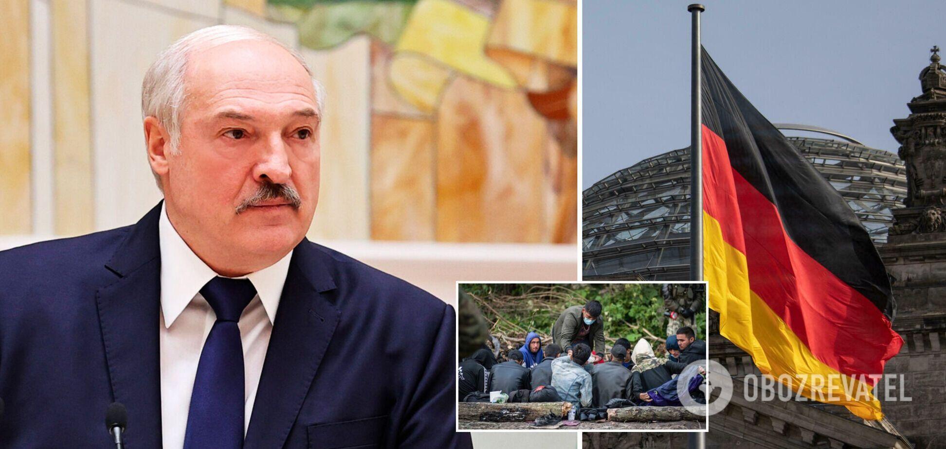 У Німеччині розслідують причетність Лукашенка до перевезення нелегалів у ФРН – ЗМІ