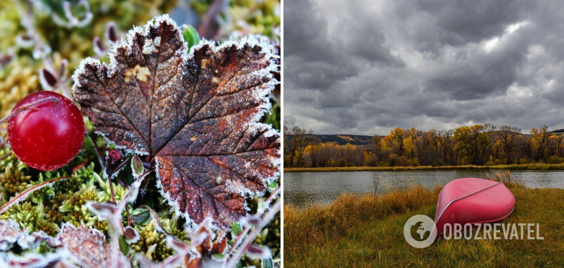 До мінус 6 і хмарно: синоптики уточнили прогноз погоди на понеділок в Україні