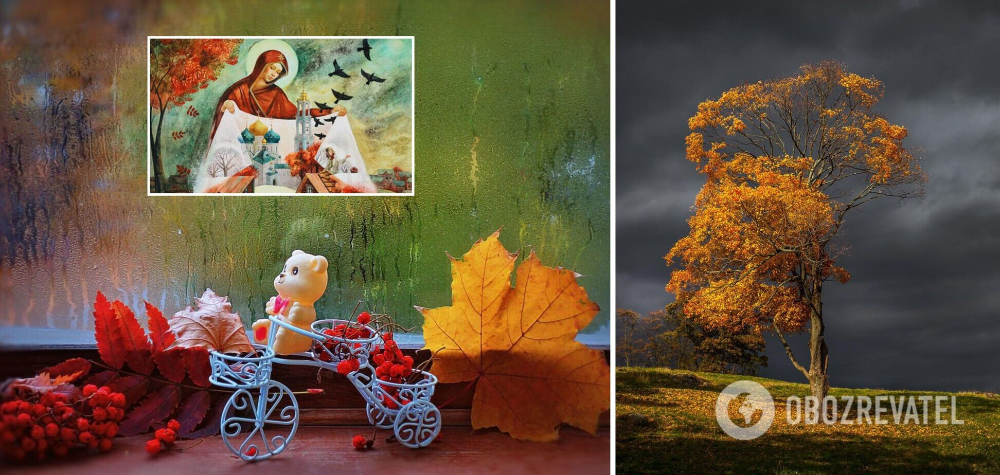 Погода 14 жовтня в Україні – прогноз