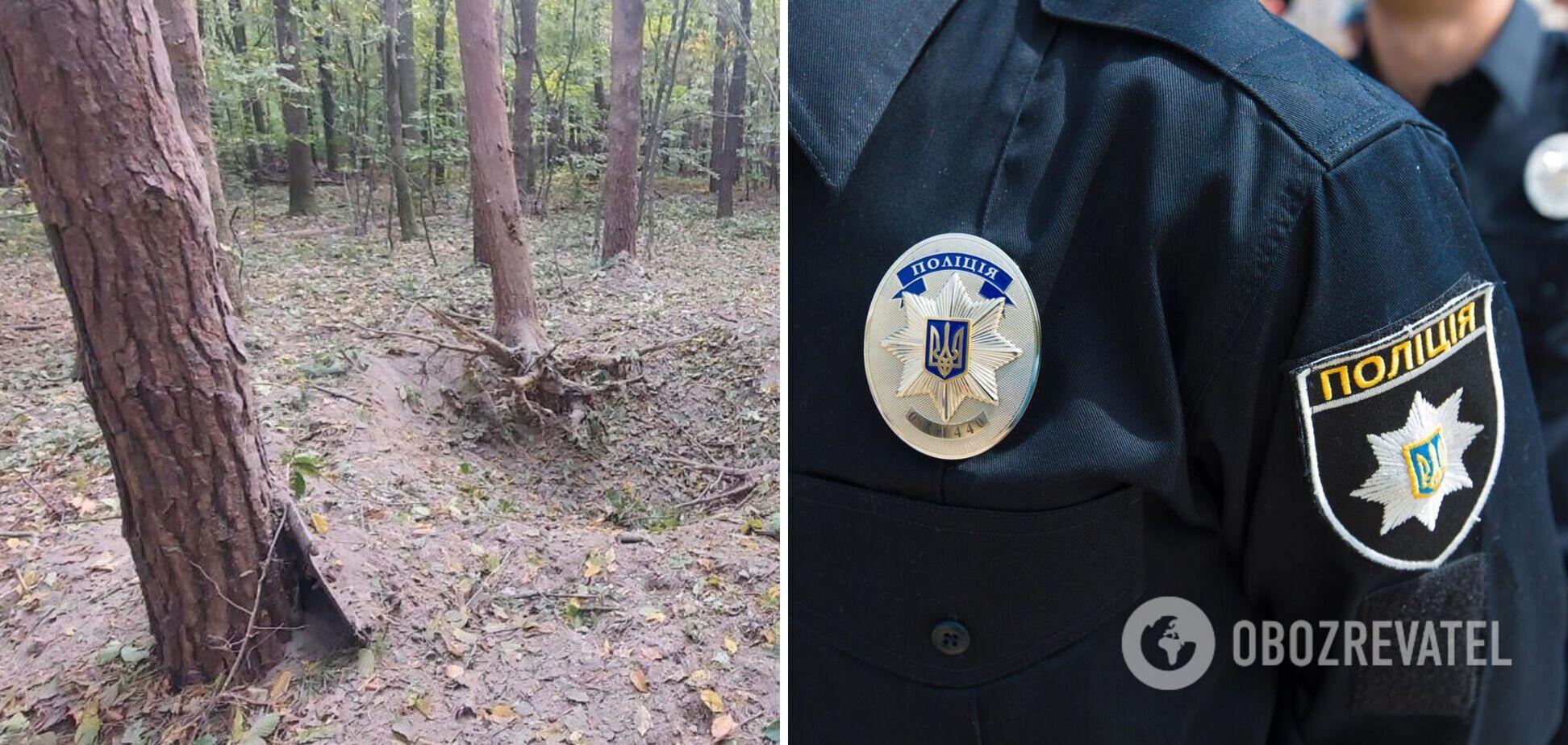 На Буковині чоловік пішов в ліс шукати історичні цінності, але підірвався на міні
