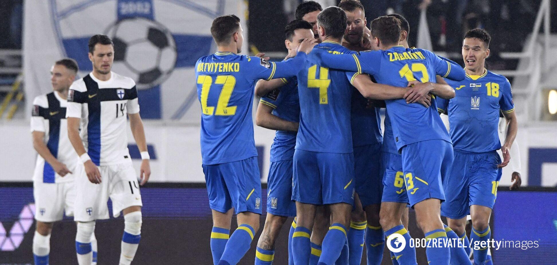 Україна зіграє 8-й тур вдома