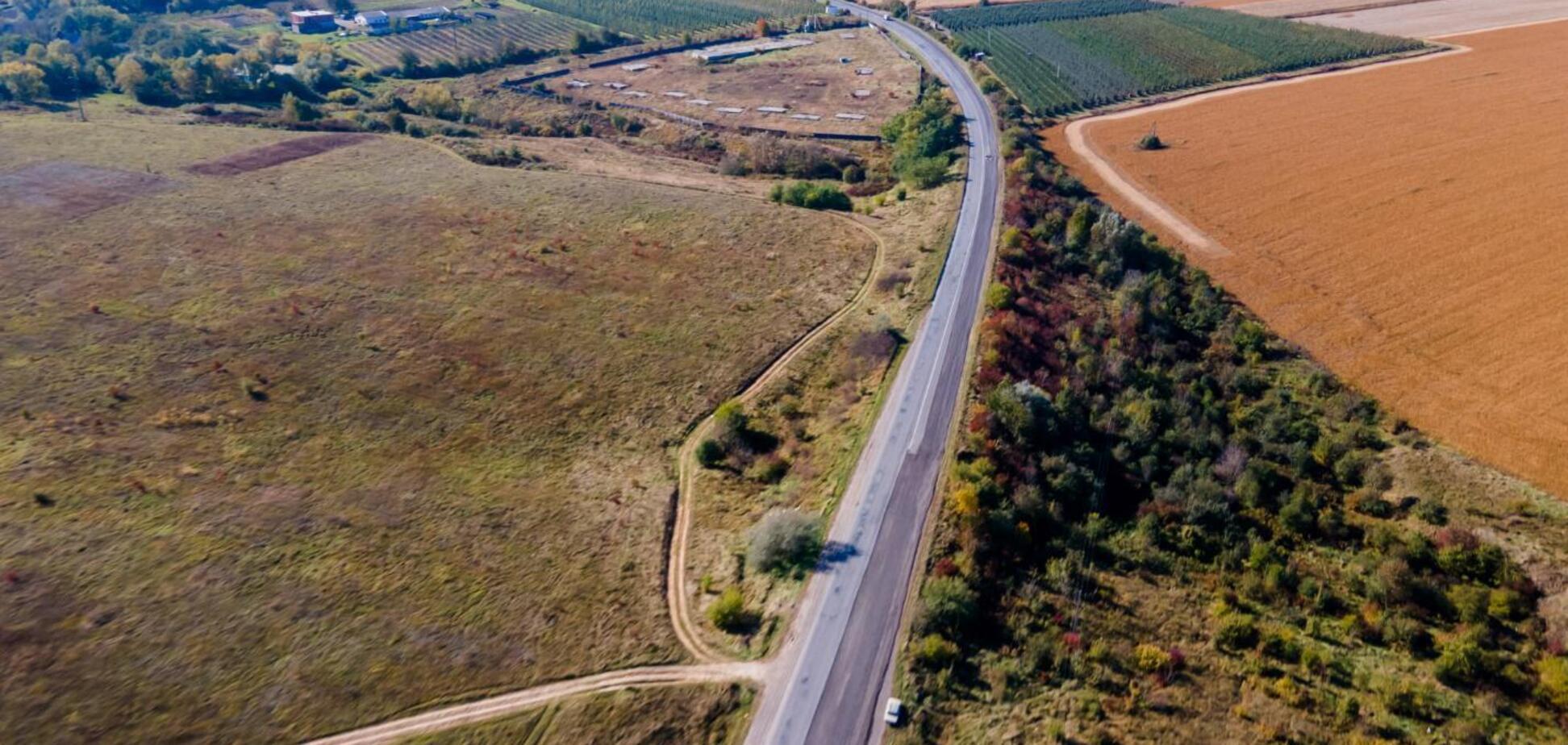 На Буковині почалось 'Велике будівництво' дороги до однієї з найвідоміших фортець країни