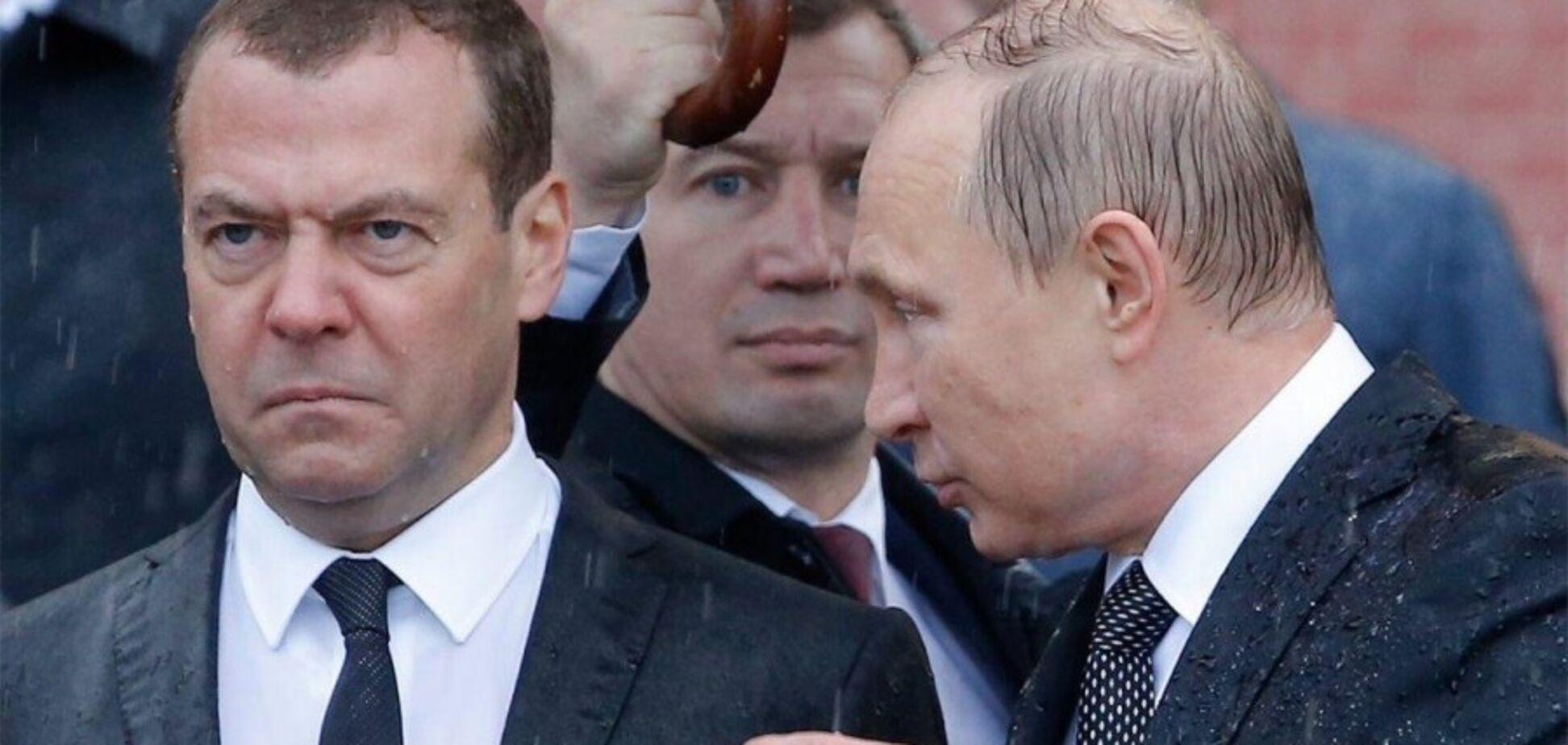 Стаття Медведєва про Україну: п'ять тез кремлівського глухого кута