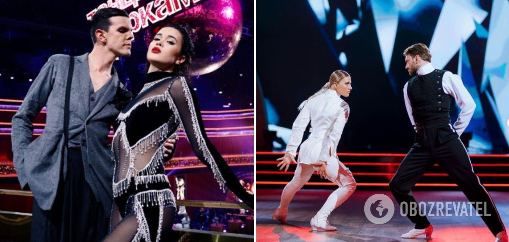 Хто покинув шоу у шостому випуску 'Танців із зірками'. Відео
