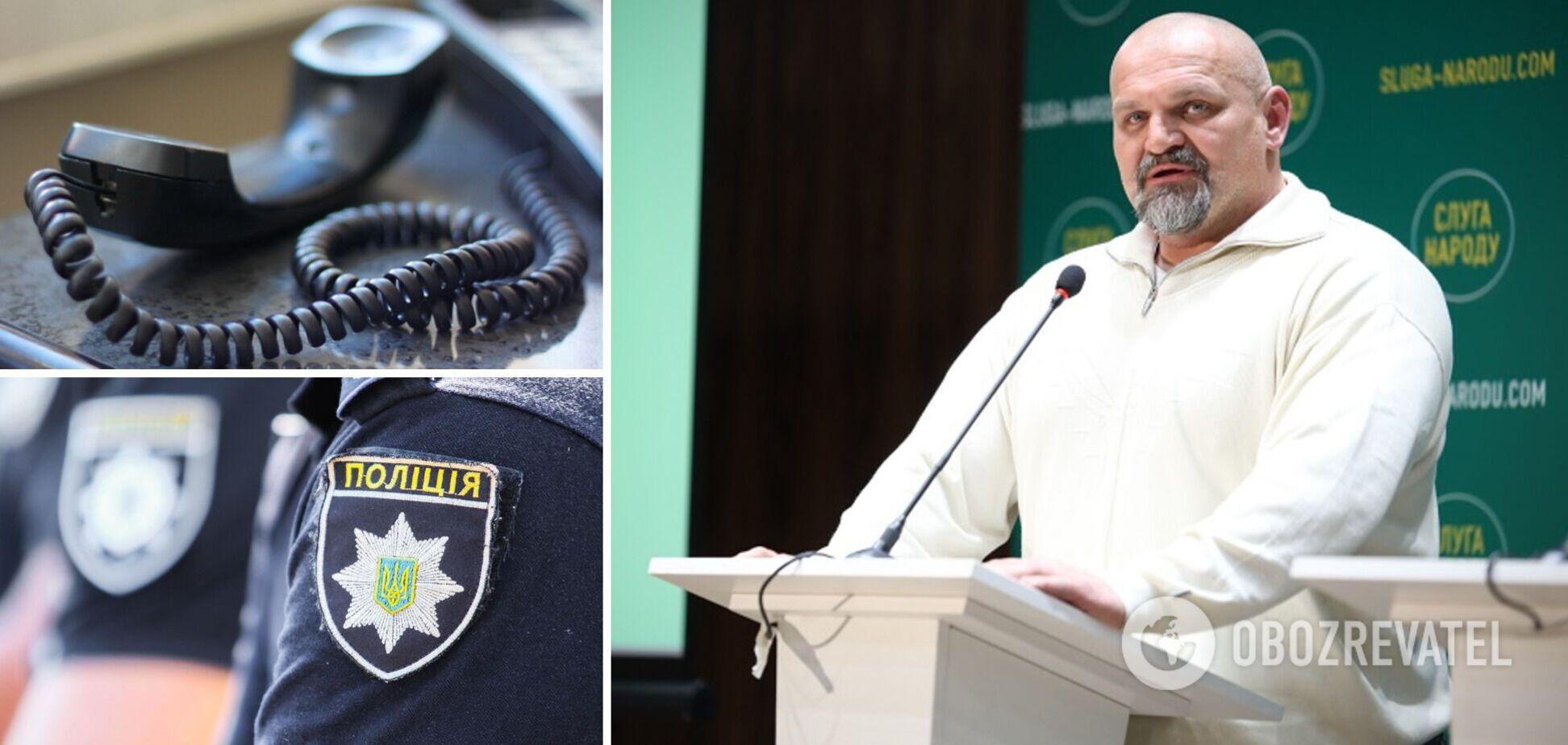 Нардепу Вирастюку угрожали убийством: в полиции раскрыли подробности