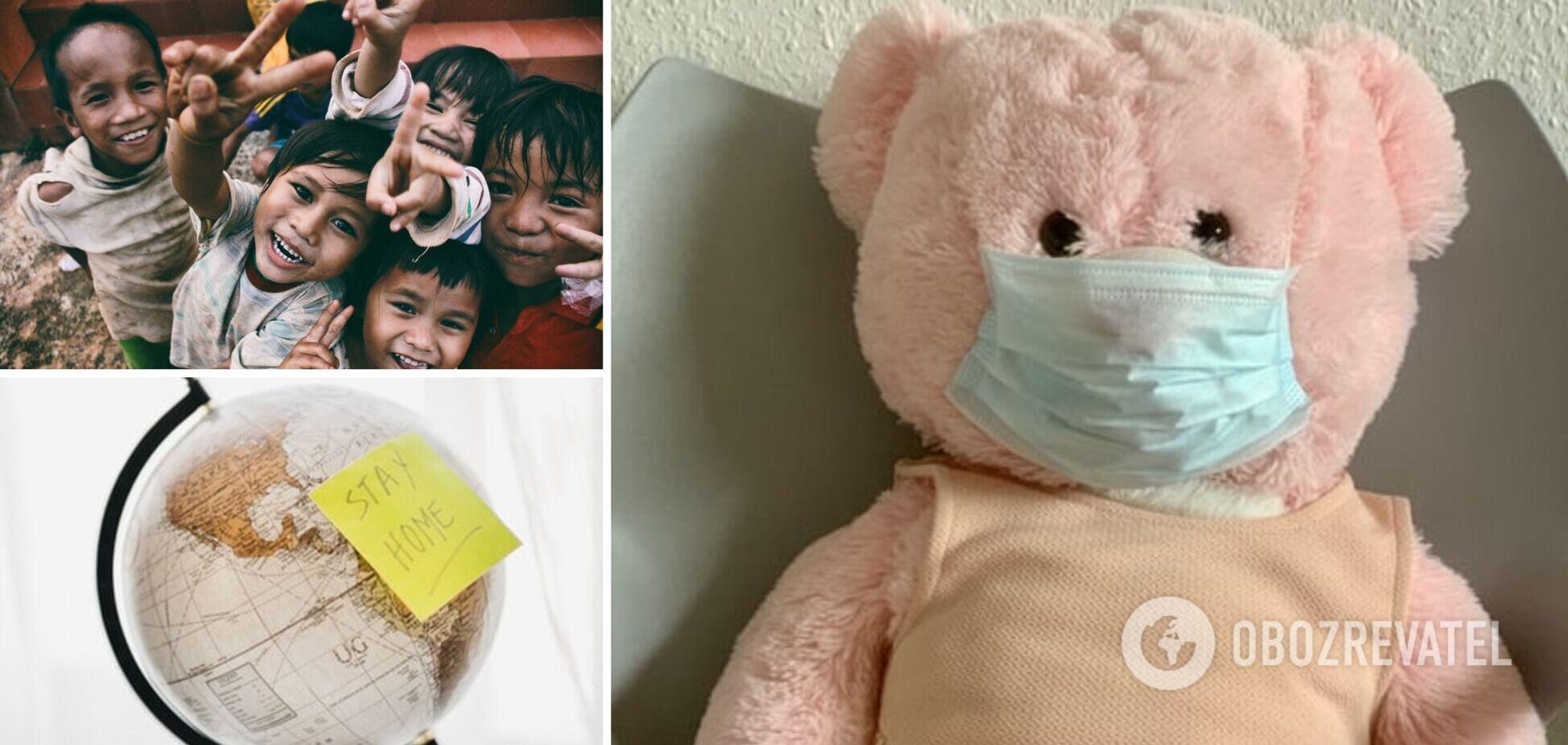 Вчені оцінили ризики дітей заразитися COVID-19: тільки у 50% проявляться симптоми