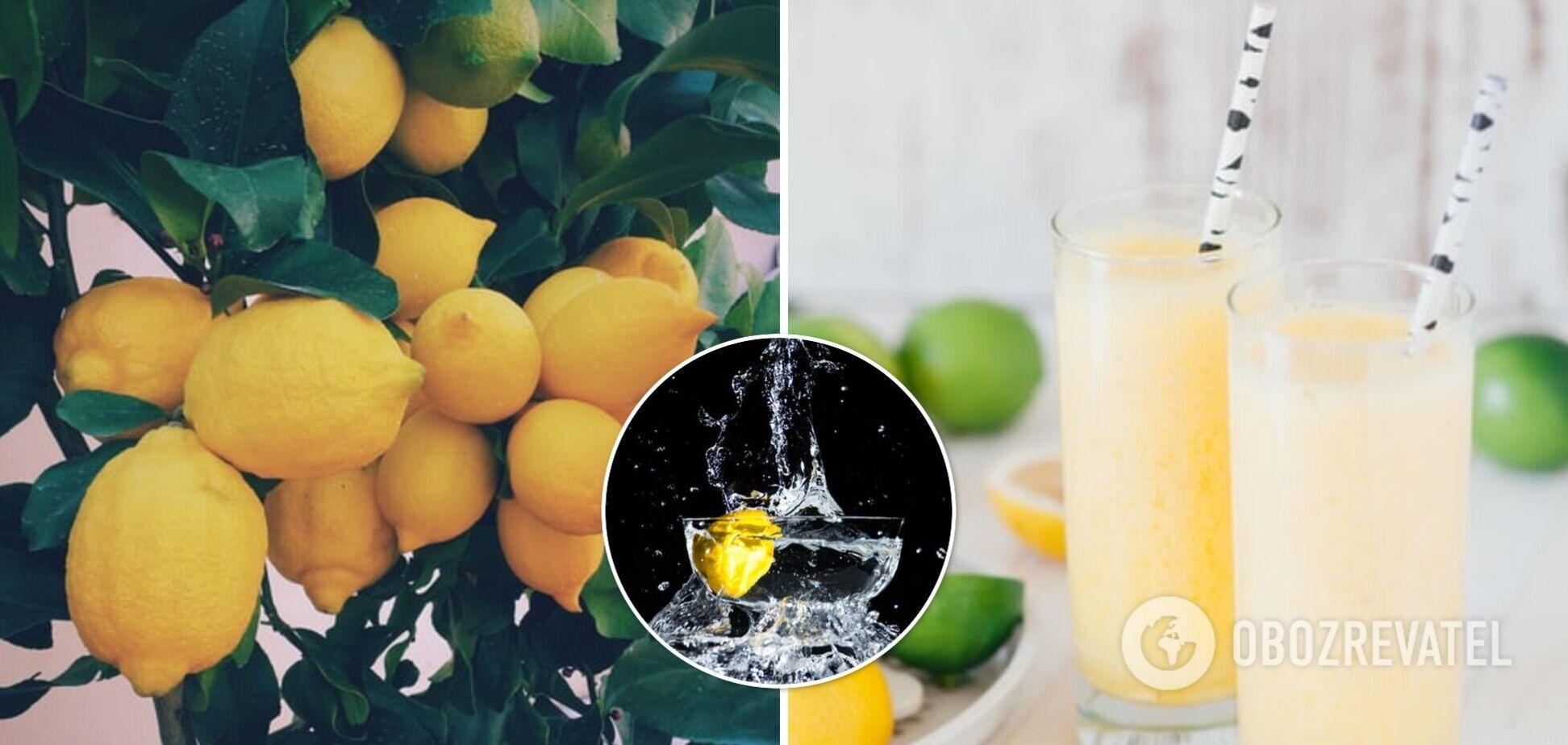 Употребление лимонного сока может способствовать снижению давления: результаты исследования