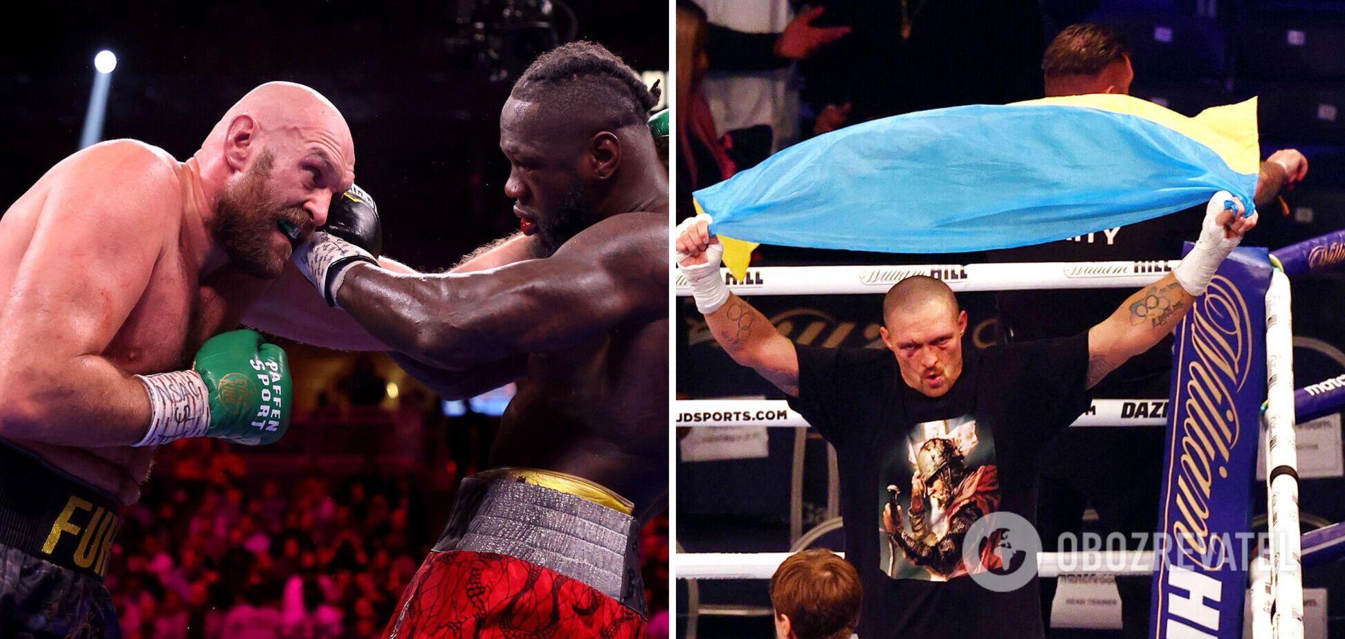 Усик або ніхто: в команді Ф'юрі зробили заяву щодо наступного бою та обурилися рішенням WBC