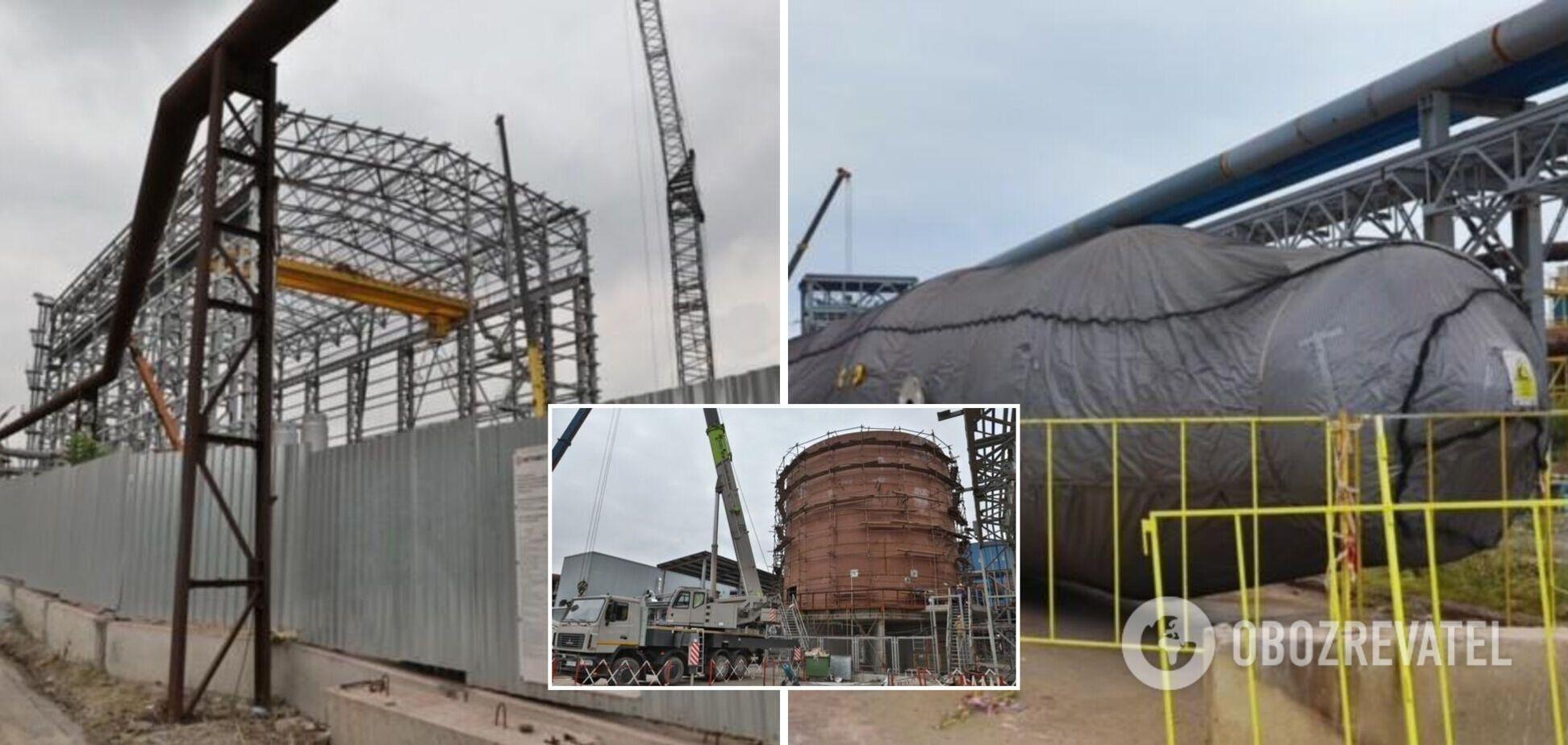Група 'Метінвест' інвестувала в будівництво сучасної повітрерозподільної установки 83,5 млн дол.