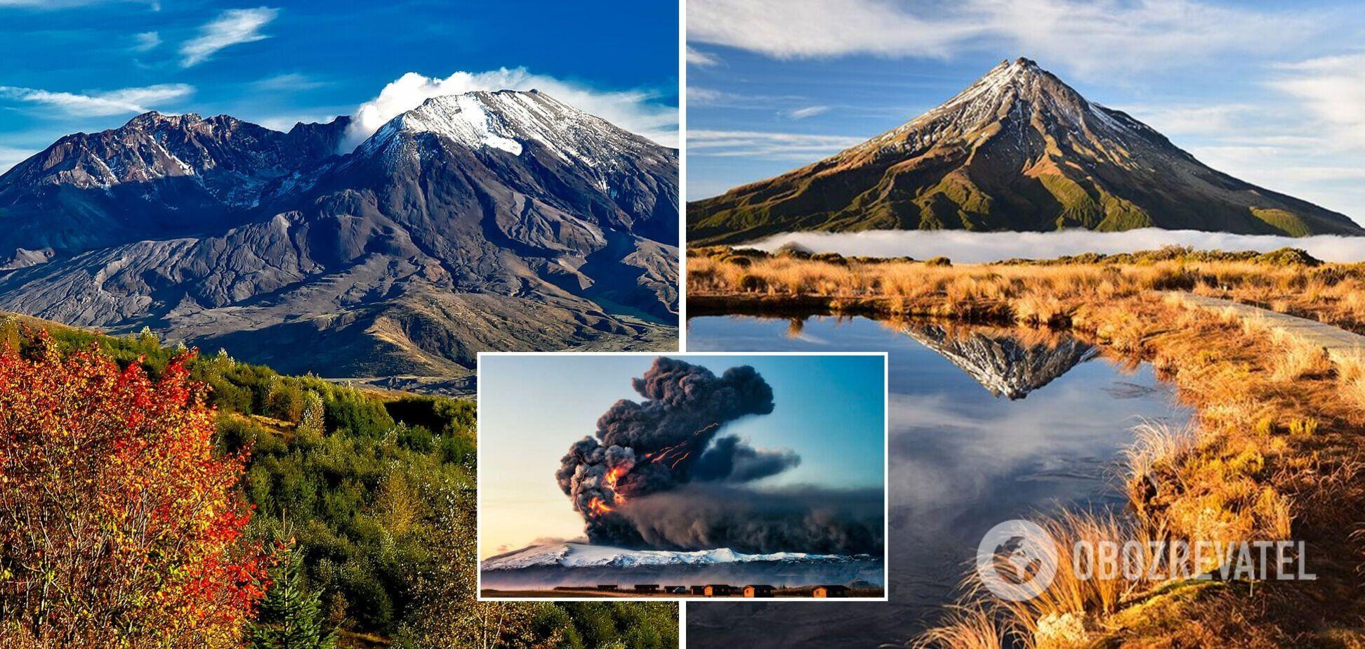 Топ-10 небезпечних активних вулканів, на які можна піднятися